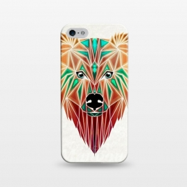 iPhone 5/5E/5s  bear by Manoou