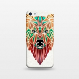 iPhone 5C  bear by Manoou