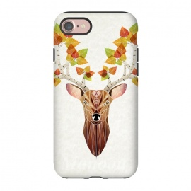 iPhone 8/7  deer autumn by Manoou
