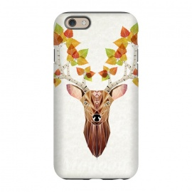 iPhone 6/6s  deer autumn by Manoou