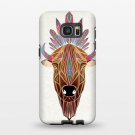 Galaxy S7 EDGE  bison by Manoou