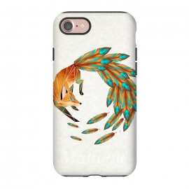 iPhone 8/7  fox cercle by Manoou