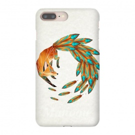 iPhone 8/7 plus  fox cercle by