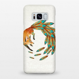 Galaxy S8+  fox cercle by Manoou