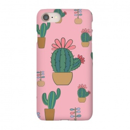 iPhone 7  Cactus by Rossy Villarreal