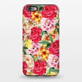 iPhone 6/6s plus  Red Roses by Rossy Villarreal