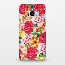 Galaxy S8+  Red Roses by Rossy Villarreal