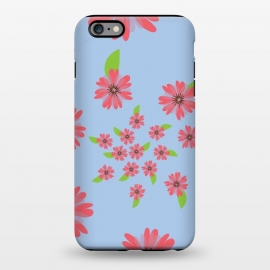 iPhone 6/6s plus  Floral spiral by Rossy Villarreal