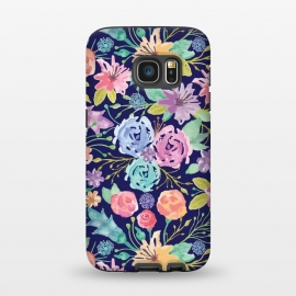 Galaxy S7  Midnight Garden  by Olga Khomenko