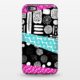 iPhone 6/6s plus  Pattern Mix by Olga Khomenko