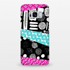 Galaxy S8+  Pattern Mix by Olga Khomenko