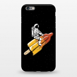 iPhone 6/6s plus  Astronaut Melted Rocket by Coffee Man