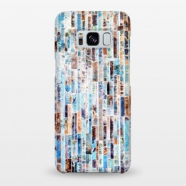 Galaxy S8+  Minutiae by Uma Prabhakar Gokhale (collage, mosaic, abstract, marble, bricks, tiles, nature, exotic, geometric, pattern)