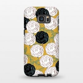 Galaxy S7 EDGE  Carnations by Uma Prabhakar Gokhale