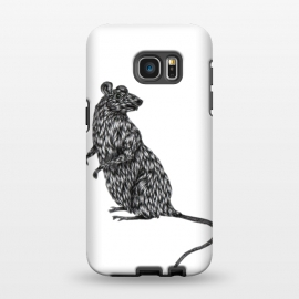 Galaxy S7 EDGE  Little Rat by Elizabeth Mazur