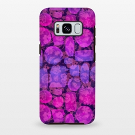 Galaxy S8+  Watercolor Gradient Pattern by Olga Khomenko