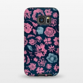 Galaxy S7  Flower Meadow by Olga Khomenko