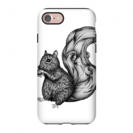 iPhone 8/7  Little Squirrel by Elizabeth Mazur