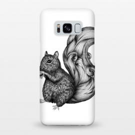 Galaxy S8+  Little Squirrel by ECMazur