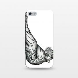 iPhone 5/5E/5s  The Hunter | Tiger by ECMazur
