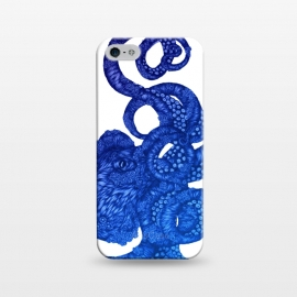 iPhone 5/5E/5s  Ombre Octopus by ECMazur