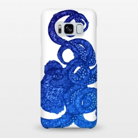 Galaxy S8+  Ombre Octopus by ECMazur