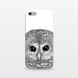 iPhone 5/5E/5s  Tiny Owl by