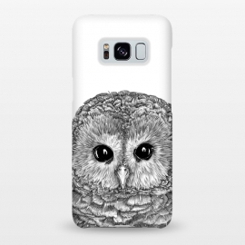 Galaxy S8+  Tiny Owl by ECMazur