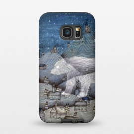 Galaxy S7  I Protect this Place II | The Bear by Elizabeth Mazur