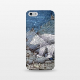 iPhone 5/5E/5s  I Protect this Place II | The Bear by ECMazur