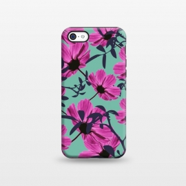 iPhone 5C  Floral Explorers by Zala Farah