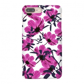 Floral Explorers  (White)  by Zala Farah