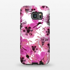 Galaxy S7 EDGE  Springly (White) by Zala Farah