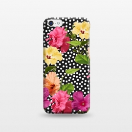 iPhone 5C  Botanical Mix by Zala Farah