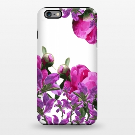 iPhone 6/6s plus  Hiding Pink Flowers by Zala Farah