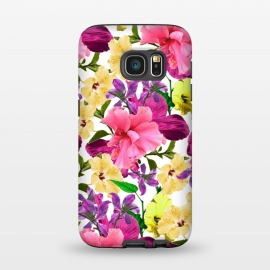 Galaxy S7  August Blooms by Zala Farah