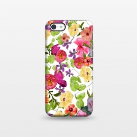 iPhone 5C  Zariya Flower Garden by Zala Farah