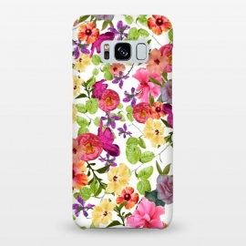 Galaxy S8+  Zariya Flower Garden by Zala Farah