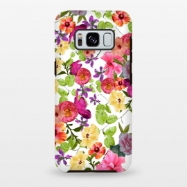Galaxy S8 plus  Zariya Flower Garden by