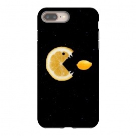 iPhone 7 plus  Hungry Crazy Lemons by Boriana Giormova