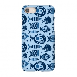 iPhone 7  Deep Sea Blue by Heather Dutton