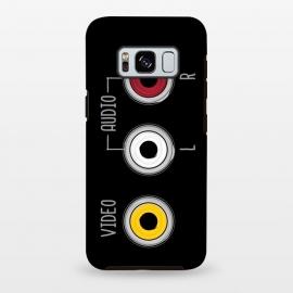 Galaxy S8 plus  Plug in the fun! by