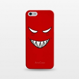 iPhone 5/5E/5s  Evil Grinning Face by Boriana Giormova