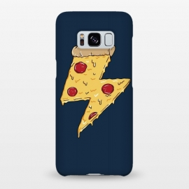 Galaxy S8+  Pizza Power by Coffee Man