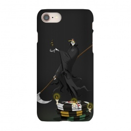 iPhone 8/7  Death Poker by Guga Santos