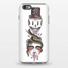 iPhone 6/6s plus  Skull dagger snake by Evaldas Gulbinas