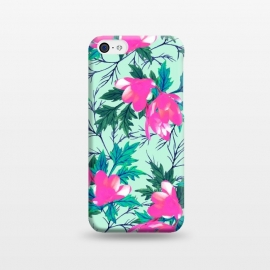iPhone 5C  Summer Garden by Uma Prabhakar Gokhale