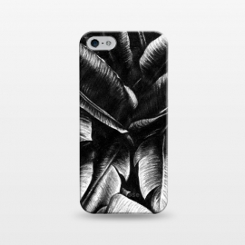 iPhone 5/5E/5s  Dark Leaves by Caitlin Workman
