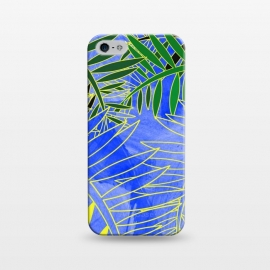 iPhone 5/5E/5s  Tropical Palms by Allgirls