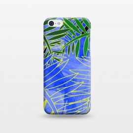 iPhone 5C  Tropical Palms by allgirls